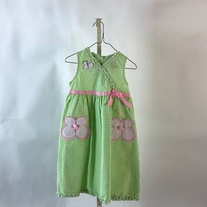 YOUNGLAND DRESS SIZE 6X-NEW WITHOUT TAGS